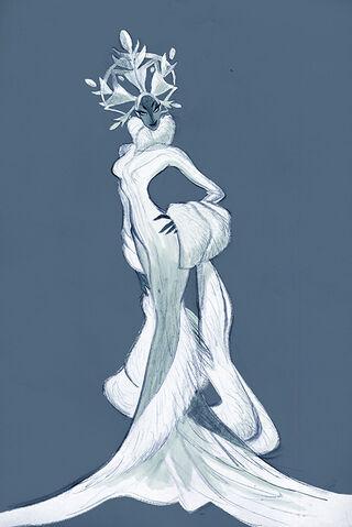 File:Snow Queen Elsa early concept.jpg