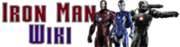 Iron Man Wiki-wordmark