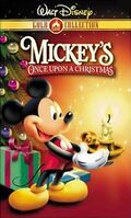 MickeysOnceUponAChristmas GoldCollection VHS