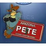 Arizona Pete Pin