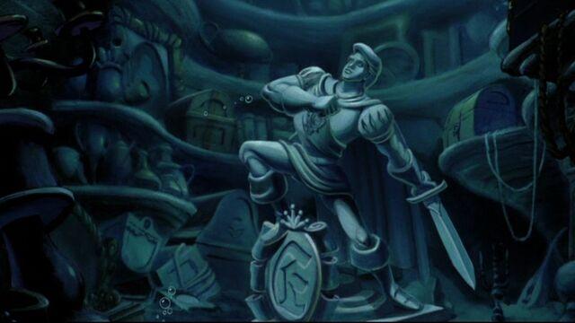 File:Prince Eric's statue in Ariel's Grotto.jpg