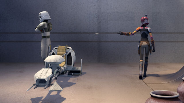 File:Sabine throws a charge on the speeder.jpg