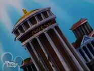 Atlantis City sunk
