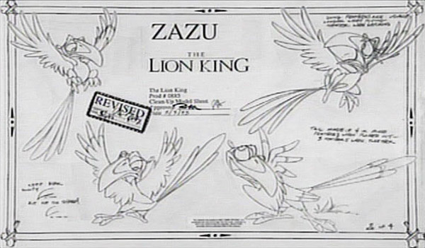 File:Lion king concept art character zazu 13.jpg