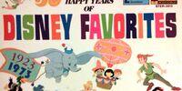 50 Happy Years of Disney Favorites