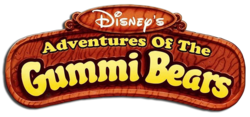 Adventures of the Gummi Bears Logo