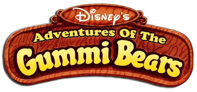 File:Adventures of the Gummi Bears Logo.png