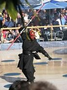 Darth Maul Jedi Training