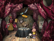 Fortune Teller Basement