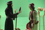 Once Upon a Time - 6x05 - Street Rats - Production Images - Jafar and Aladdin