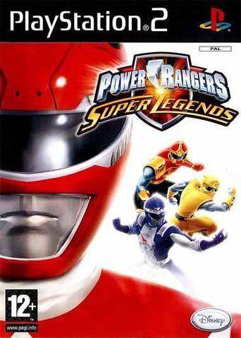 File:Power Rangers Super Legends cover art.jpg