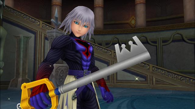 File:Riku Holding the Keyblade.png
