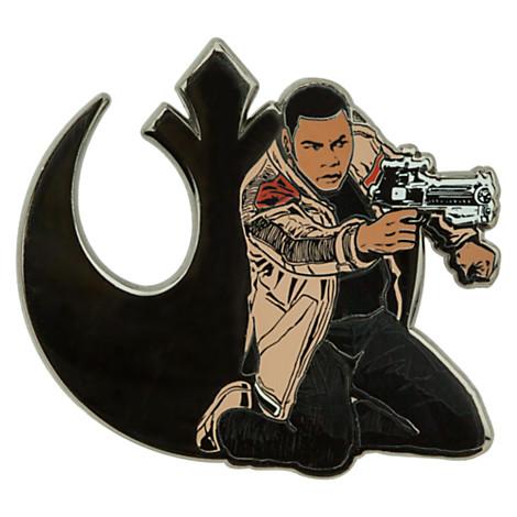 File:Finn Limited Edition Pin - Star Wars The Force Awakens.jpg