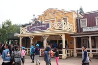 The Lucky Nugget Saloon HKDL