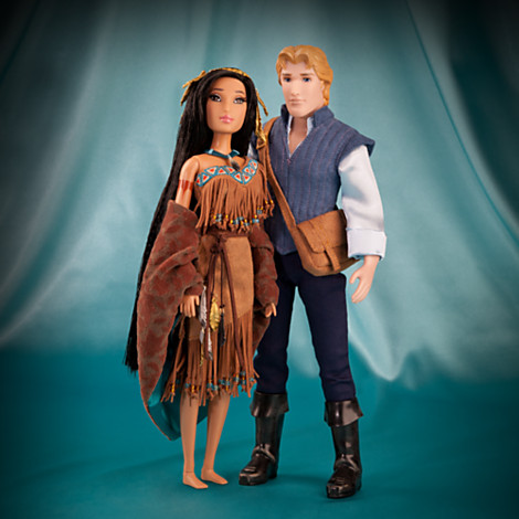 File:Disney Fairytale Designer Collection - Pocahontas and John Smith Dolls.jpg
