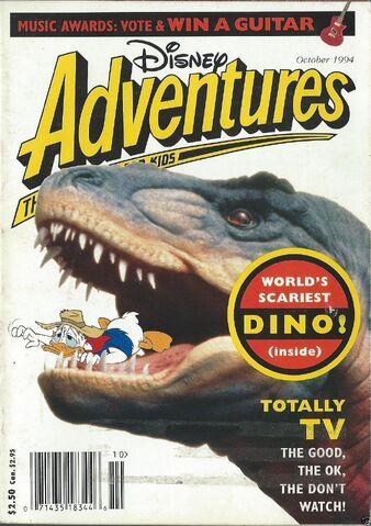 File:Disney adventures magazine cover october 1994 dino.jpg
