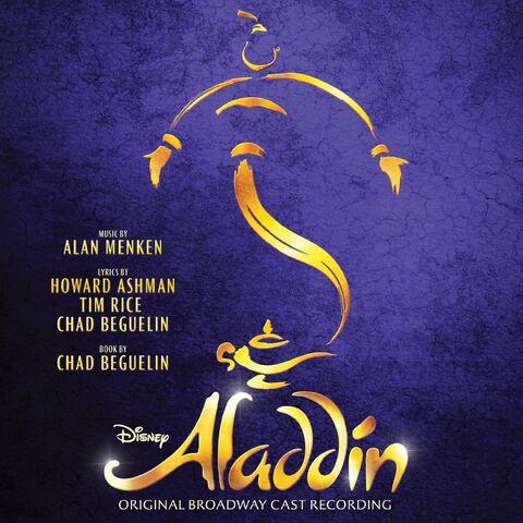 File:Aladdin Broadway Soundtrack.jpg