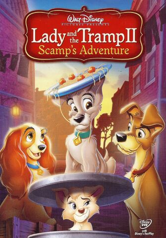 File:Lady and the Tramp 2 - 2006 Promotional DVD Cover - Special Edition.jpg