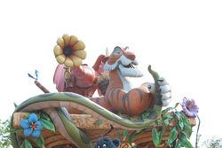 Shere Khan Flights of Fantasy Parade