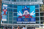 D23 Expo 2013, Anaheim Convention Center