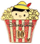 HKDL Tsum Tsum Trading Day Pin 10