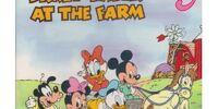 Disney Babies at the Farm