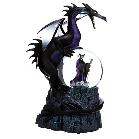 File:Deluxe Maleficent Snow Globe.jpg