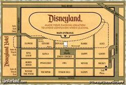Disney Parking