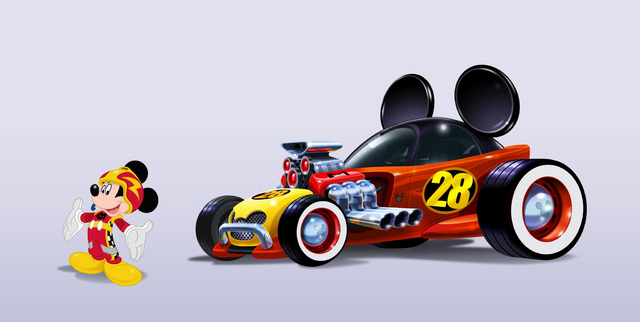 File:Mickey races No. 28.png