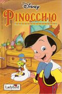 Pinocchio (Ladybird 4)