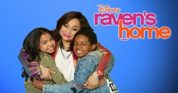 Raven's Home - Raven with Nia & Booker