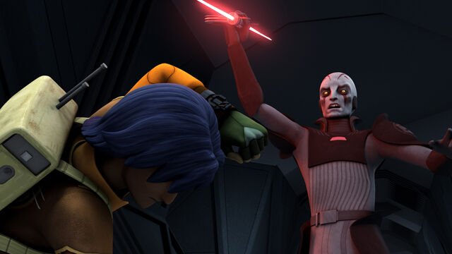 File:The Inquistor About to Strike Ezra.jpg