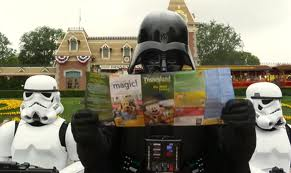 File:Darth Vader Visiting Disneyland.jpg