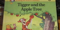 Tigger and the Apple Tree