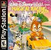 Walt Disney World Quest - Magical Racing Tour Coverart