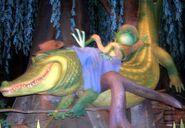 Brerfrog&gator