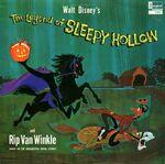 Legend of Sleepy Hollow vinyl cover 2