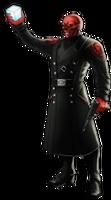 Red Skullcosmiccube