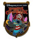 DLRP - Stitch Pirates of the Caribbean