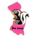 New Jersey Pin