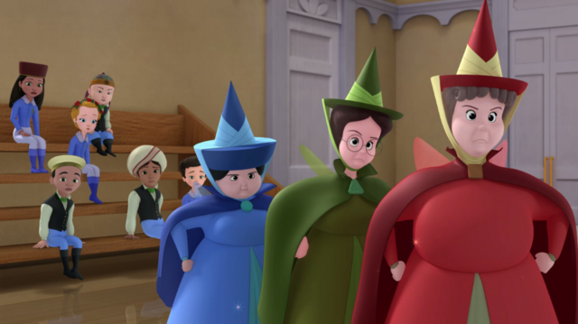 File:The Fairies & Royal Prep Students are Waiting.PNG