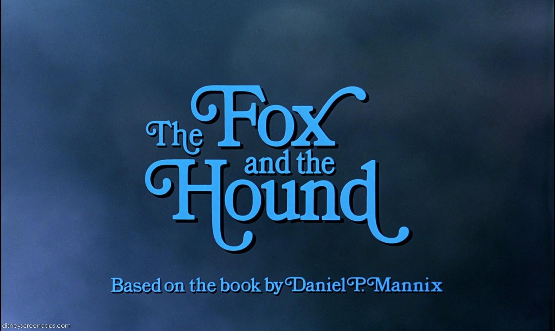 the fox and the hound disney wiki fandom powered by wikia