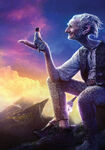Textless BFG Theatrical Poster