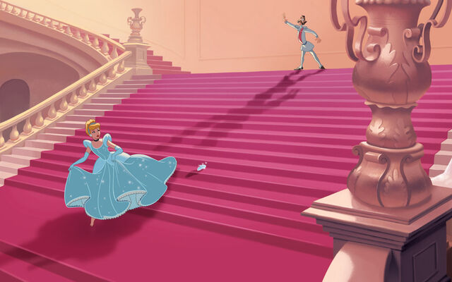 File:Disney Princess Cinderella's Story Illustraition 12.jpg