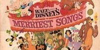 Walt Disney's Merriest Songs