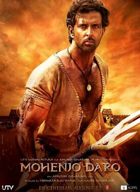 Mohenjo Daro first look poster