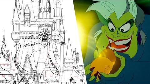 Walt Disney World Happily Ever After Animator Interview Disney