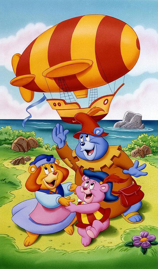 File:Gummi Bears Promotinal Image D23 1.jpg