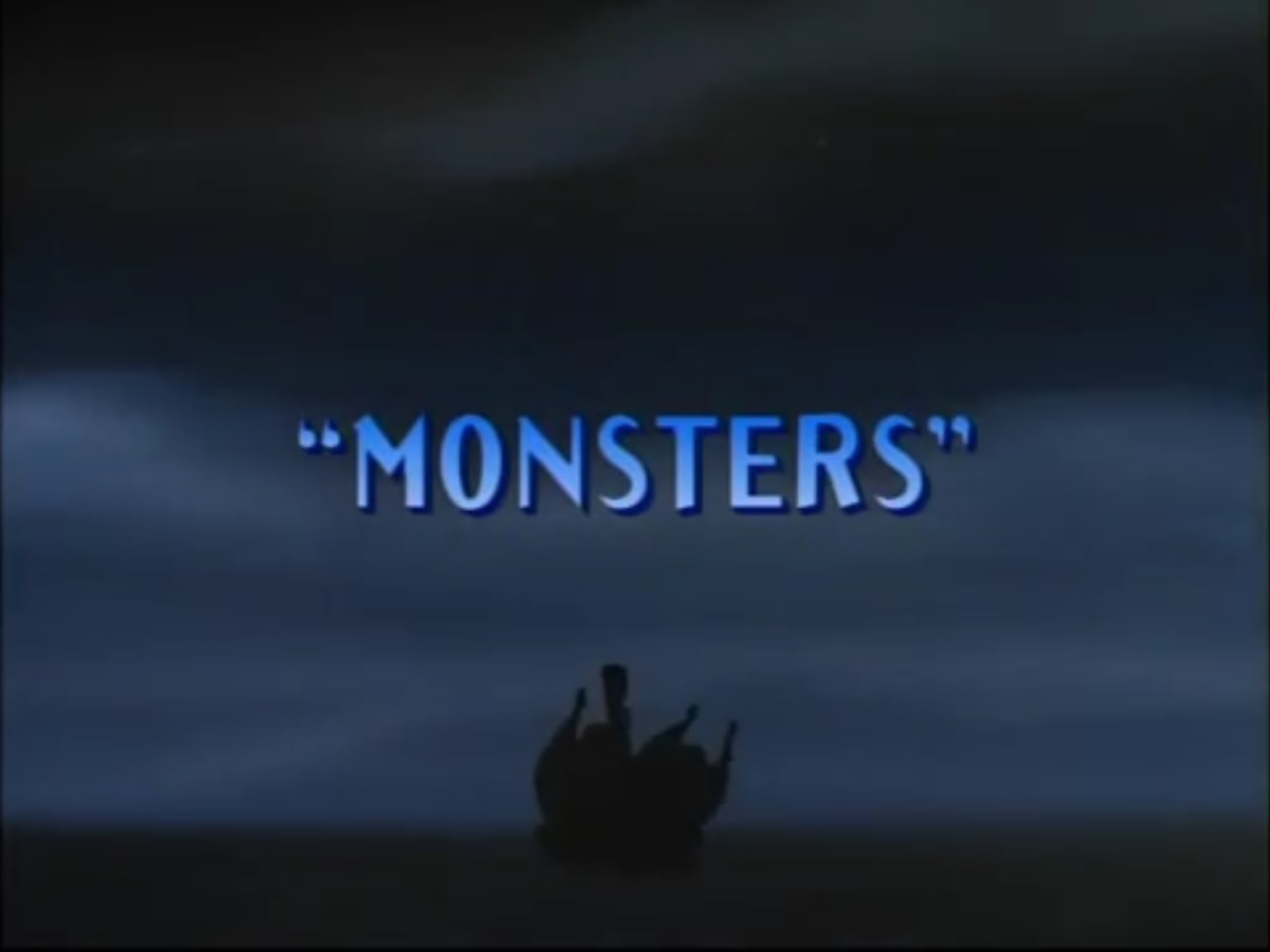 Monsters title