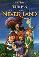 Return to Never Land DVD